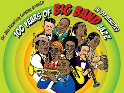 100 years of big band jazz in 99 minutes