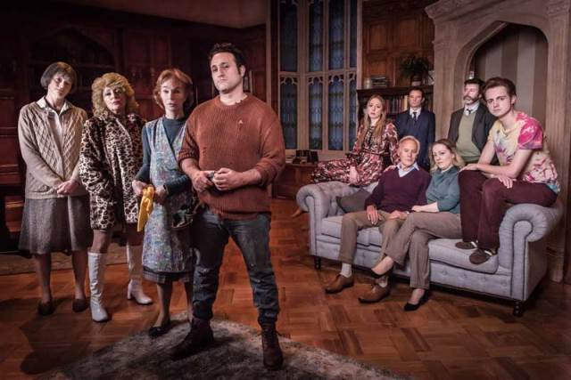 A judgement in stone, ruth rendell, uk tour, classic thriller theatre company, bill kenwright, New Alexandra Theatre Birmingham