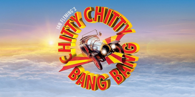 Chitty chitty bang bang, Birmingham hippodrome shows for kids children