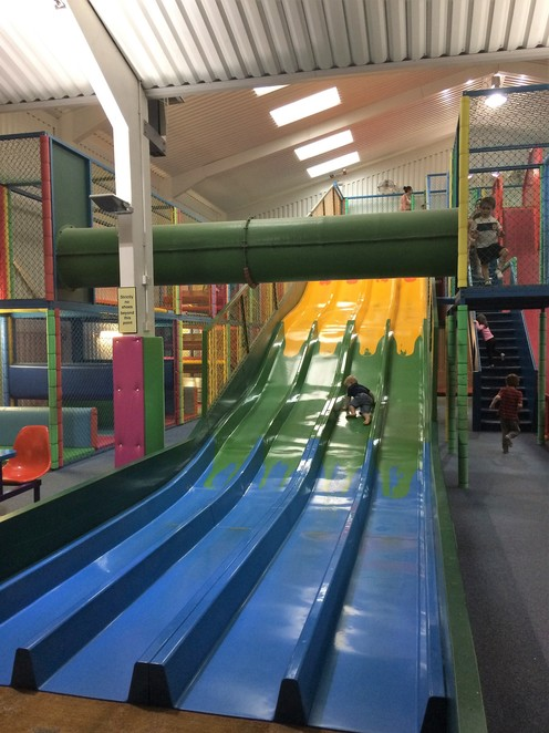 slide, soft play, odds farm park, london
