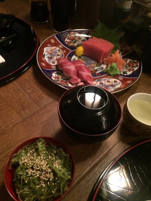 Sushi Passion, sushi, sashimi, protein, healthy, lunch, dinner