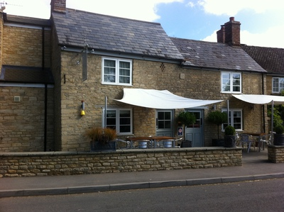 The Bell, Hampton Poyle, Gastropub, Boutique Hotel