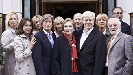 The Importance of Being Ernest, Birmingham, New Alexandra Theatre, Cast, Nigel Havers, Cherie Lunghi