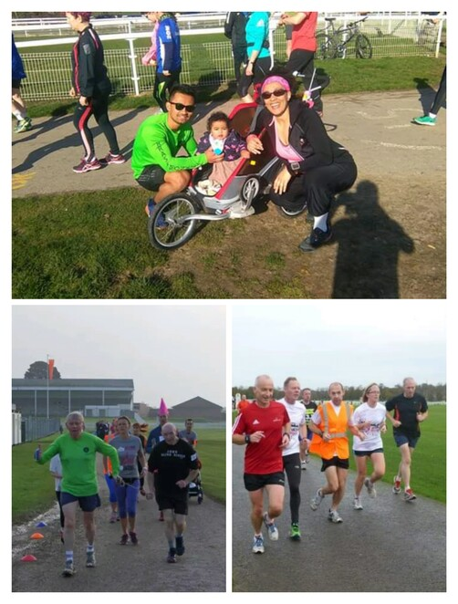 York, parkrun, free, fun, racecourse, run