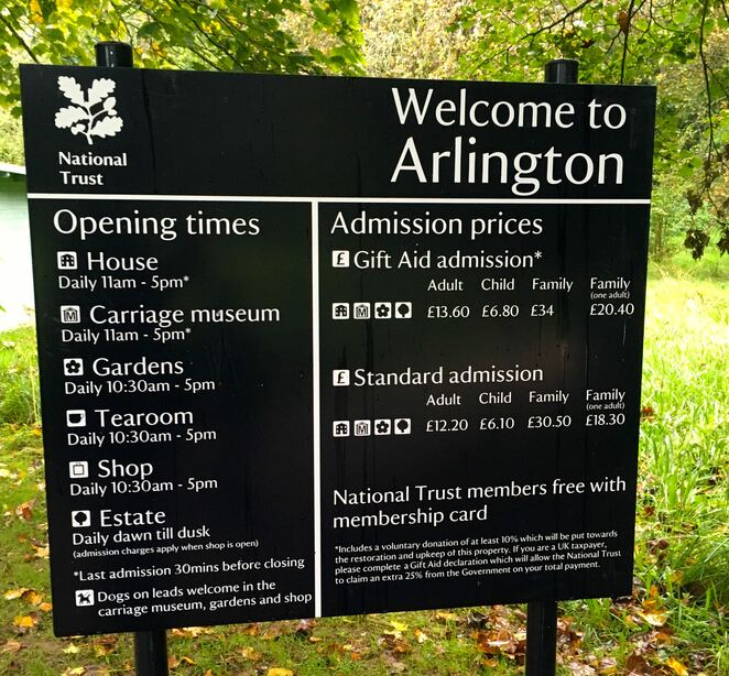 arlington court,nature,walking,trails,national trust