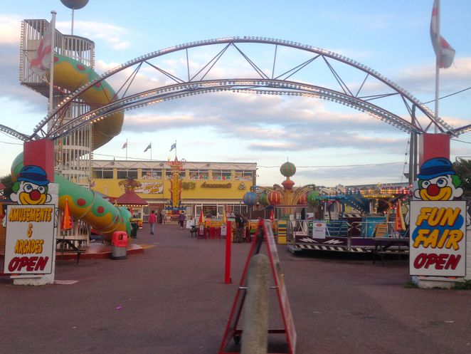 dymchurch,amusement,park,rides,children,fun,tickets