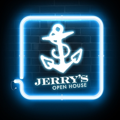 Jerrys Open House, Frank Carter and the Rattlesnakes, Glasgow, Sailor Jerry's Rum