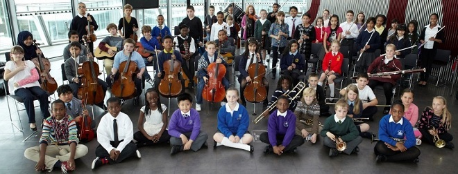 Mayor of London's Fund for Young Musicians (Image Courtesy of mfym.org.uk