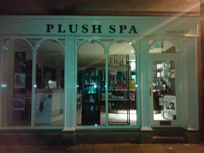 plush spa york
