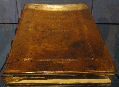 The Binding that Held the Original Manuscripts
