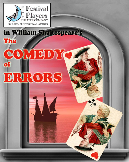 The Comedy of Errors Festival Players