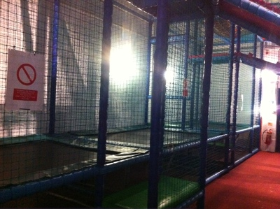 trampoline, i kidz, soft play, activity centre, oxford