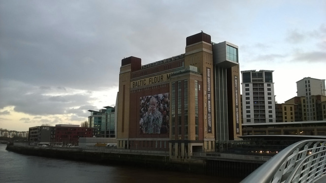baltic centre contemporary art gallery