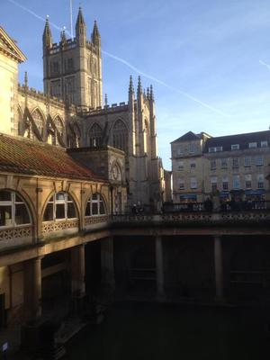 Bath, abbey