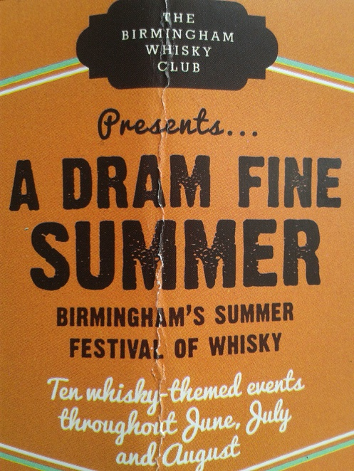 Birmingham Whisky Club, Whisky, Whisky Miss,
