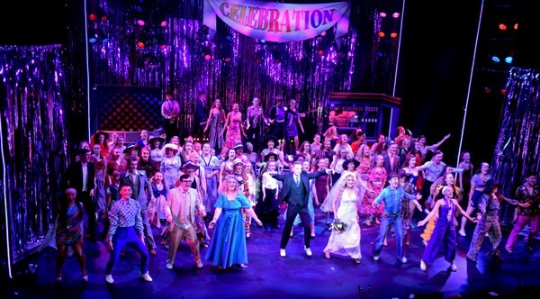 Boogie Nights The Musical, New Alexandra Theatre Birmingham, Stage Experience, Theatre Review, Isabella Kibble, Elliot Gooch, Gibsa Bah, Liam Huband