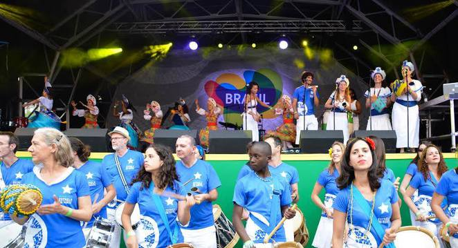 brazil day in london
