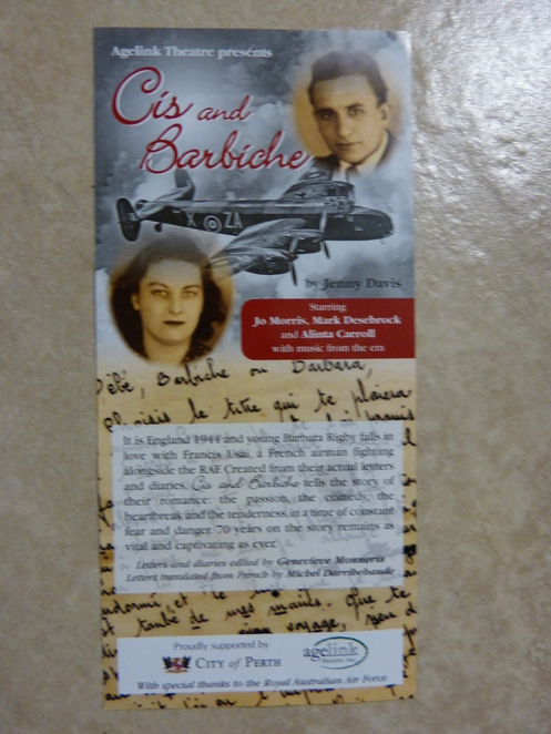 Cis & Barbiche,York Theatre Royal,Yorkshire Air Museum,Allied Air Force Memorial,Tour de France