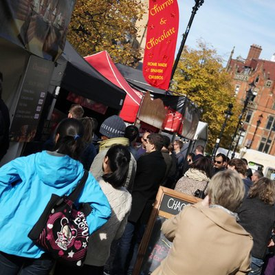 Food and drink festival, manchester