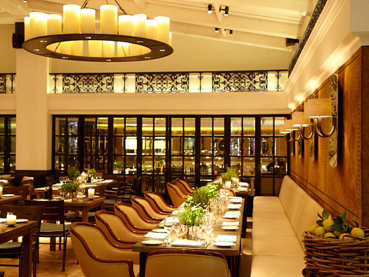 Aside Restaurant London