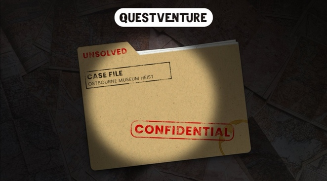 questventure, adventure puzzle game, A Hunt Across The Capital, review