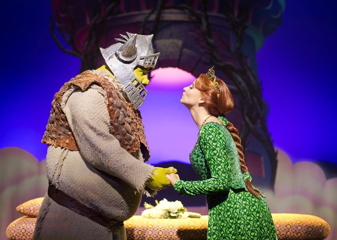 Shrek, Birmingham Hippodrome, best theatre shows