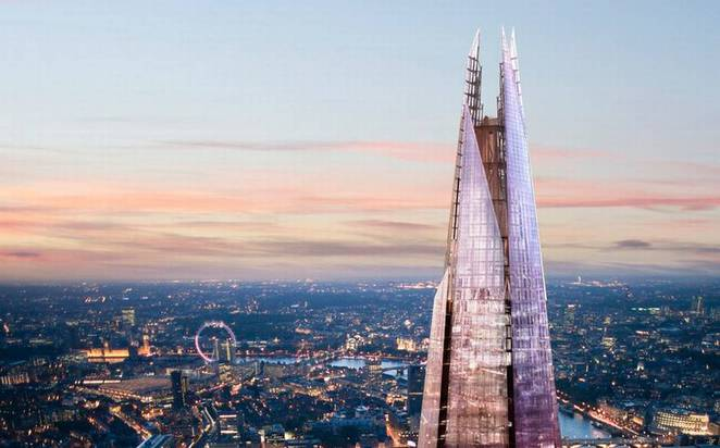 View from the shard, The Shard, Places to visit in London, Must See London,