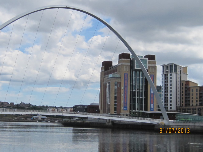 The Baltic Centre for Contemporary Art Gateshead