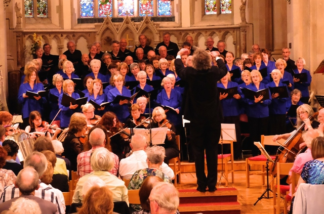 Atherstone Choral Society From The Heart Of England