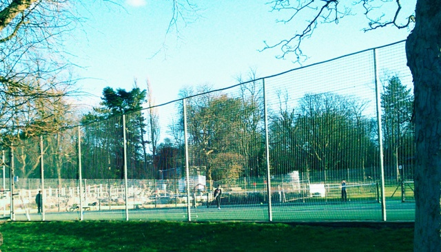 Cannon Hill Park, Birmingham, tennis courts, days out with the kids