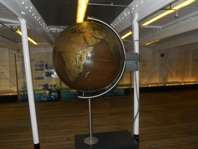 cutty sark, ship, merchant vessel, museum, greenwich, globe