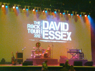 david essex the rock tour