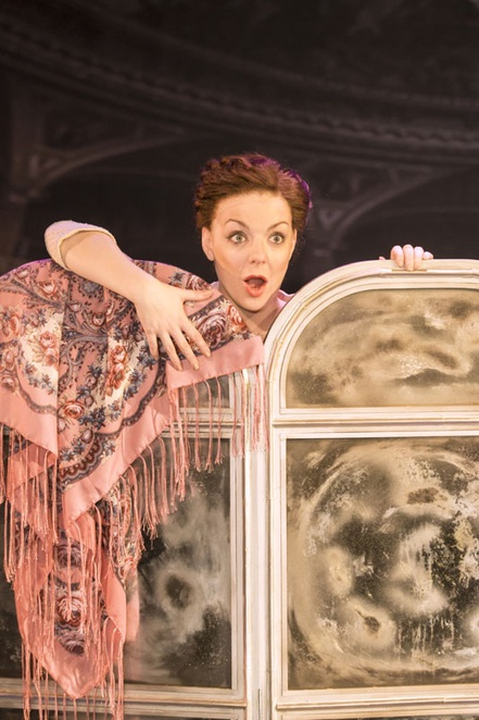 Funny girl, Sheridan smith, uk tour