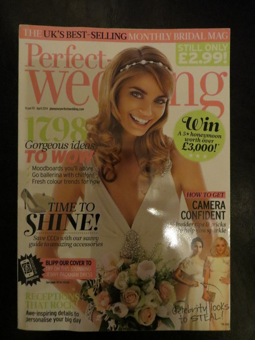 plan, perfect, wedding, magazine