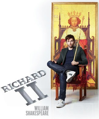 Richard II, RSC, David Tennant