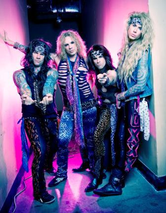 Steel Panther, Barclaycard Arena Birmingham, Glam Metal