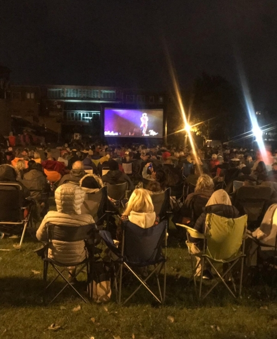 Tamworth Outdoor Cinema