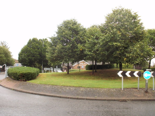 Tamworth roundabout