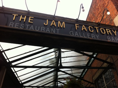 The Jam Factory, Oxford, Restaurant, Bar, Gallery