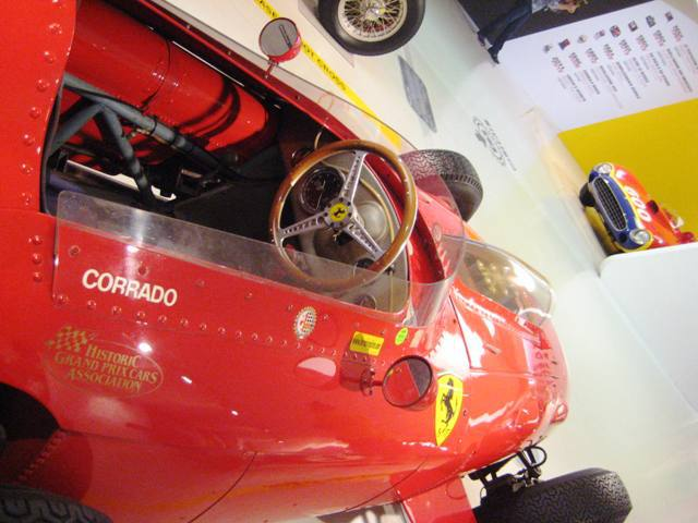 top 10 motorsport museums around the world, ferrari museum, italy, top gear