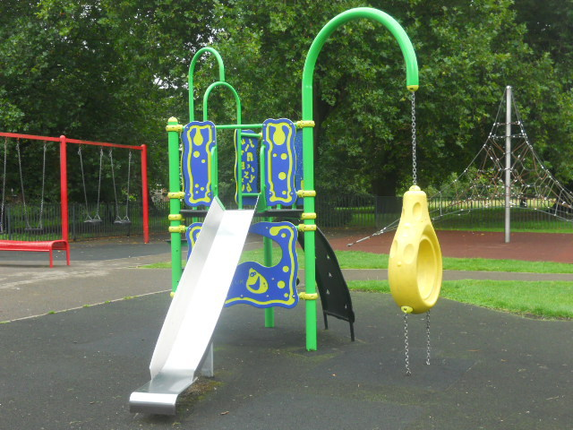 wandle park, playground