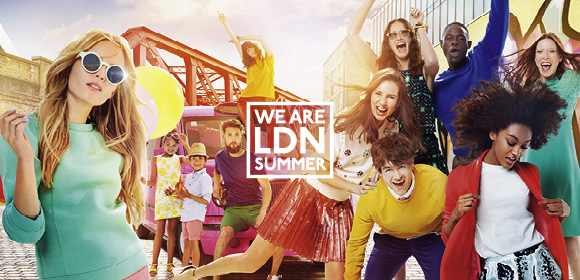 we are ldn summer, westfield