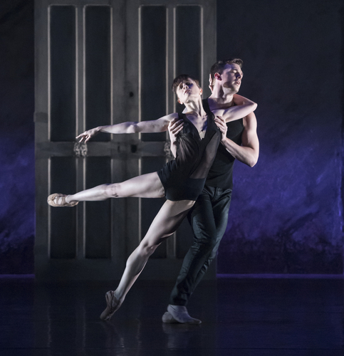 Birmingham Royal Ballet, Variations Triple Bill, Birmingham Hippodrome, Kin, Enigma Variations, Theme and Variations