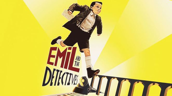 emil and the detectives, national theatre
