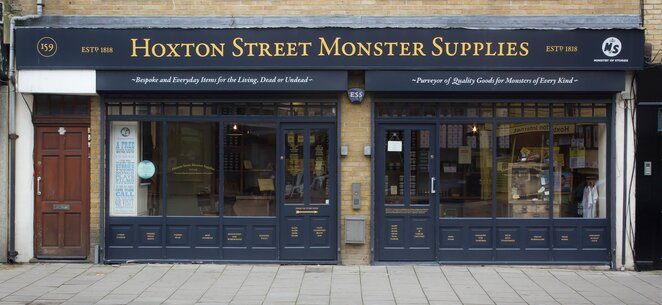 hoxton,monster,supplies,store,london,uk,harry,potter,best,unique,gifts,strange,weird