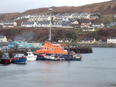 Mallaig Harbour (c) JP Mundy 2012