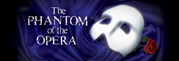 phantom of the opera, her majesty's theatre