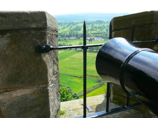 stirling castle fortress