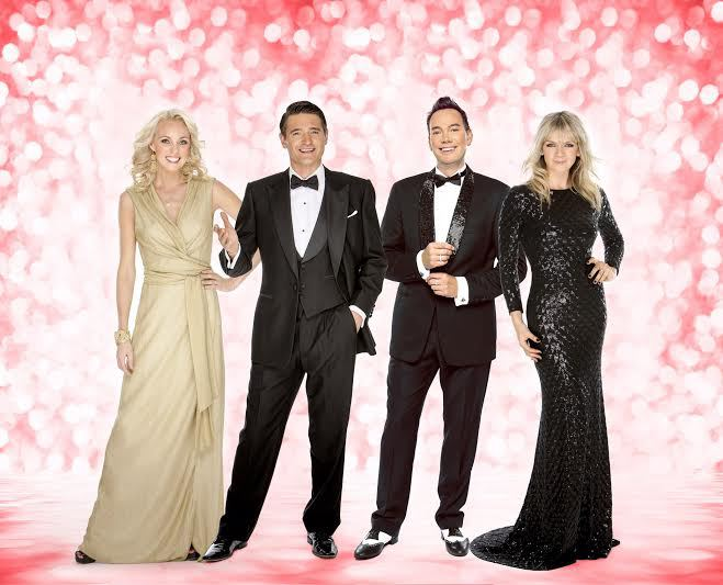 Strictly Come Dancing Live Tour, Craig Revel Horwood, Camilla Dalrup, Tom Chambers, Barclaycard Arena Birmingham