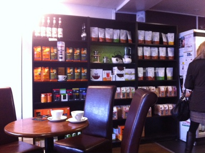 teapigs, loose leaf tea, Time Out, Thame, cafe